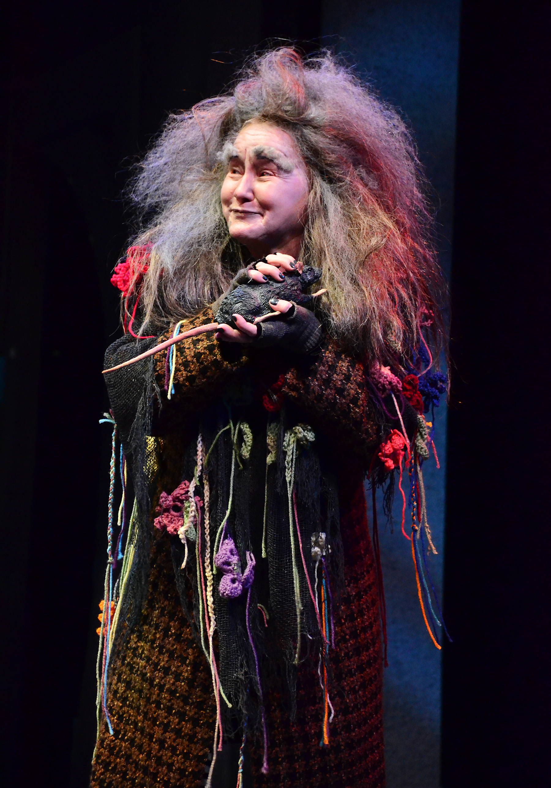Former Wabash Resident Performs At Beef Boards Amanda Butterbaugh Is Grandma Addams In The Musical Comedy The Addams Family Butterbaugh Performs At The The Beef Boards Dinner Theatre In Indianapolis Photo Provided By Emma Rausch